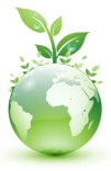 Menus Of Texas - Go Green Plant Globe