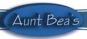 Menus Of Texas - Aunt Bea's Restaurant