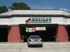 Menus Of Texas - Eva's Mexican Restaurant - Kuykendahl