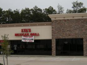 Menus Of Texas - Eva's Mexican Restaurant - Spring Cypress