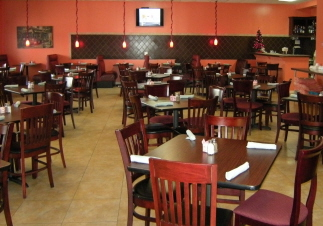 Menus Of Texas - Eva's Mexican Restaurant - Spring Cypress