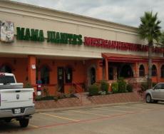 Menus Of Texas - Coupons - Mama Juanitas Mexican Restaurant - Montgomery