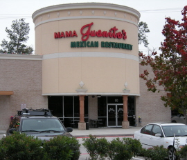 Menus Of Texas - Mama Juanitas Mexican Restaurant - The Woodlands