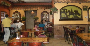 Menus Of Texas - Mi Rancho Mexican Grill & Bar - Humble