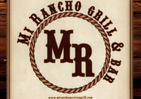 Menus Of Texas - Mi Rancho Mexican Grill & Bar - Logo