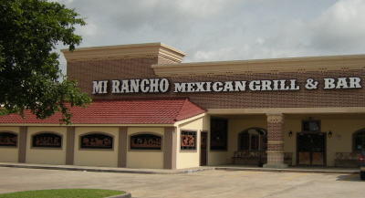 Menus Of Texas - Mi Rancho Mexican Grill & Bar - Spring
