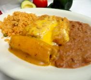 Menus Of Texas - Sombrero Mexican Grill