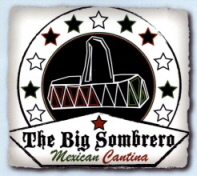 Menus Of Texas - The Big Sombrero Mexican Cantina