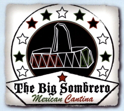 Menus of Texas - Rancho Grande Bar & Grill - The Big Sombrero Mexican Cantina