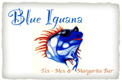 Menus Of Texas - Blue Iguana