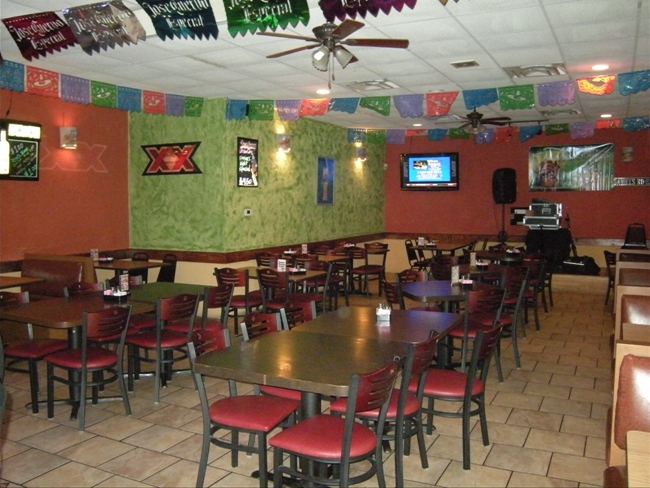 Menus Of Texas - Casa Nueva Mexican Restaurant - Slider